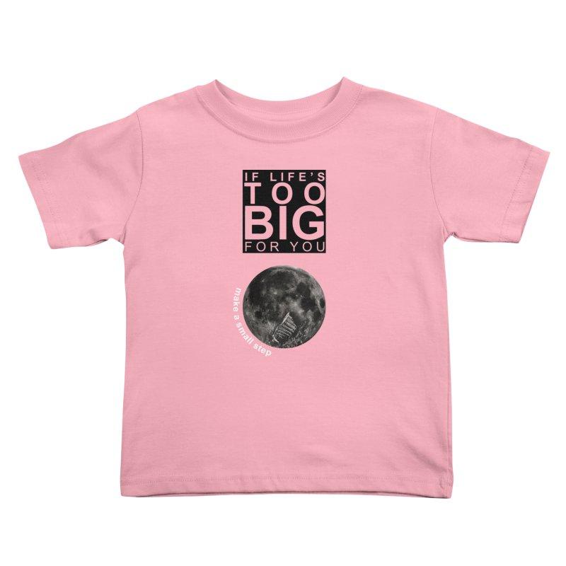 1969 Kids Toddler T-Shirt by Half Moon Giraffe