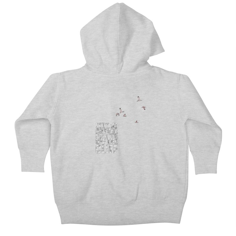 Jump Kids Baby Zip-Up Hoody by Half Moon Giraffe