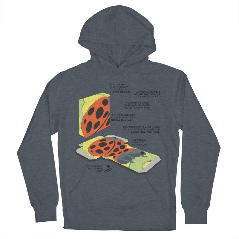 LadyBox Men's Pullover Hoody by Half Moon Giraffe