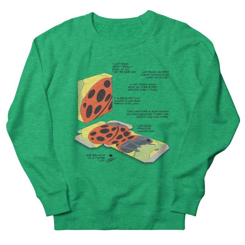 LadyBox Women's Sweatshirt by Half Moon Giraffe
