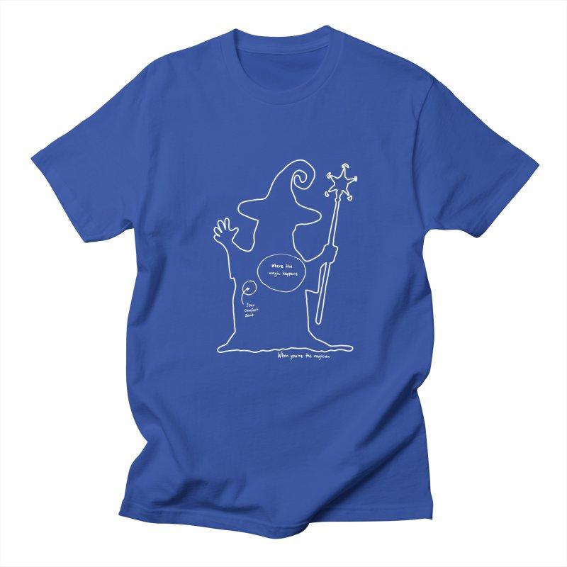 Sorcery Men's T-Shirt by Half Moon Giraffe
