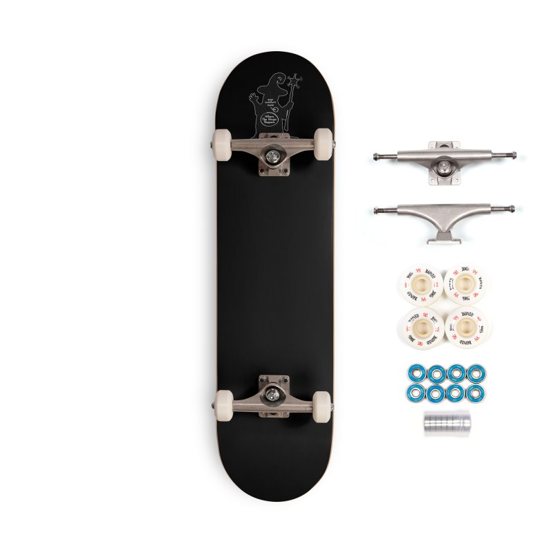 Sorcery Accessories Complete - Premium Skateboard by Half Moon Giraffe