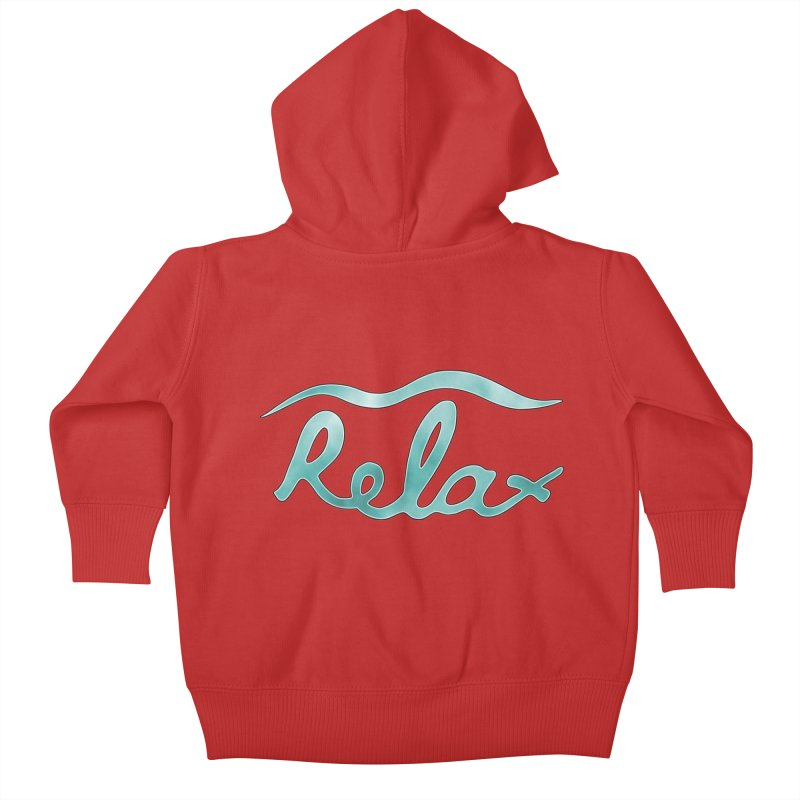 Relax Kids Baby Zip-Up Hoody by Half Moon Giraffe