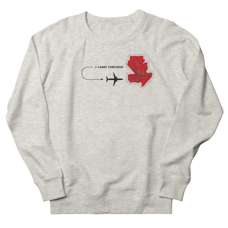ORD i Land Women's Sweatshirt by Half Moon Giraffe