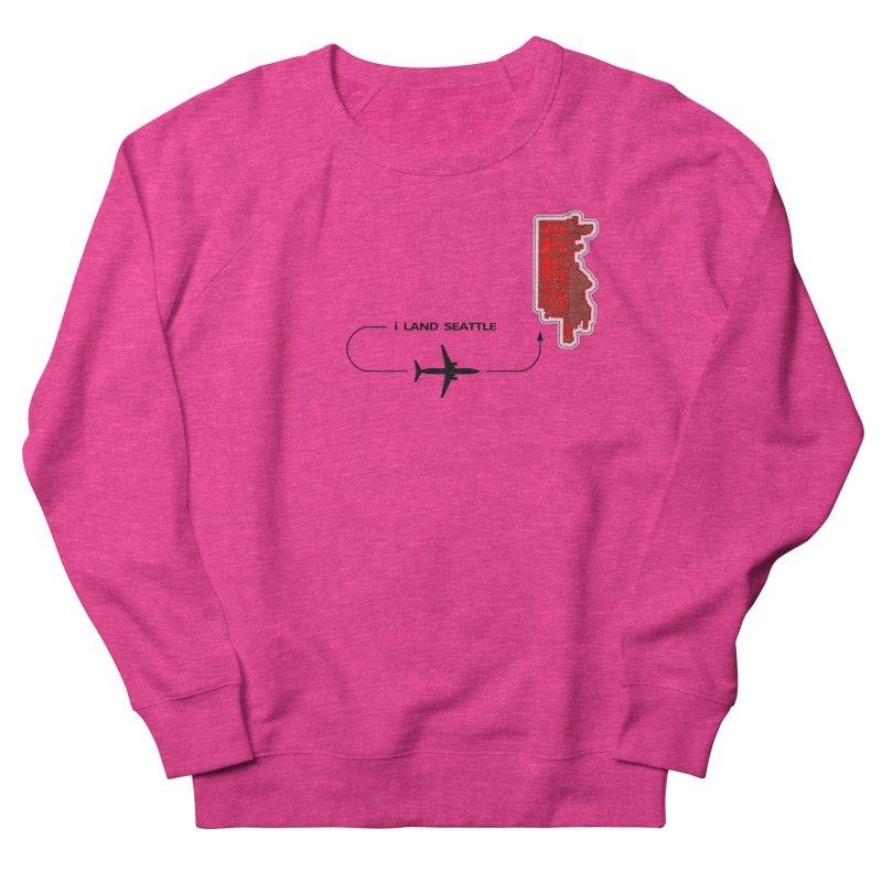 SEA i Land Men's Sweatshirt by Half Moon Giraffe