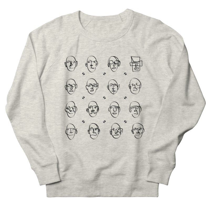Face It - Homme Women's Sweatshirt by Half Moon Giraffe