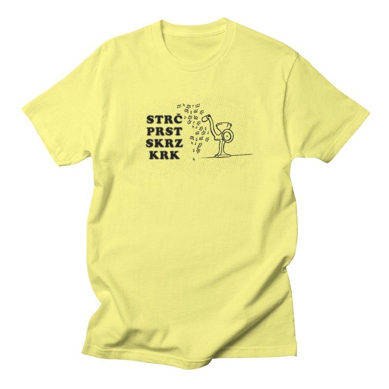 The Grind Men's Regular T-Shirt by Half Moon Giraffe