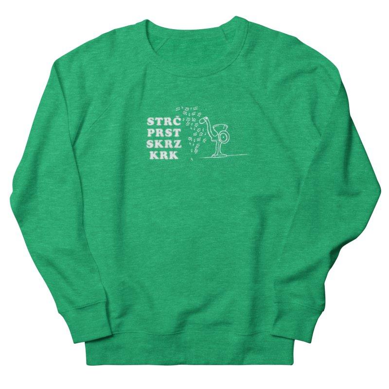 The Dark Grind Women's Sweatshirt by Half Moon Giraffe