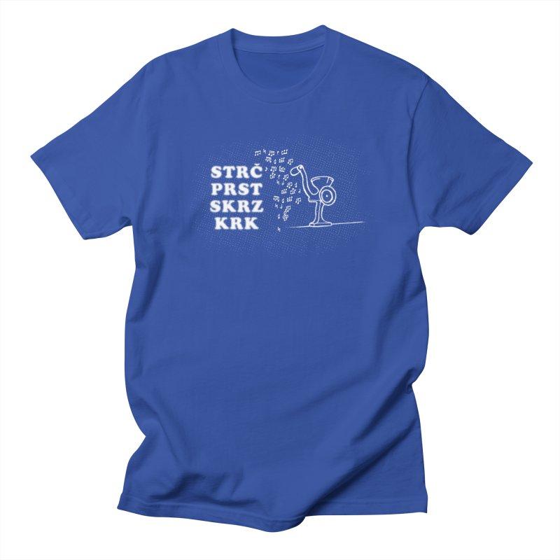 The Dark Grind Men's Regular T-Shirt by Half Moon Giraffe