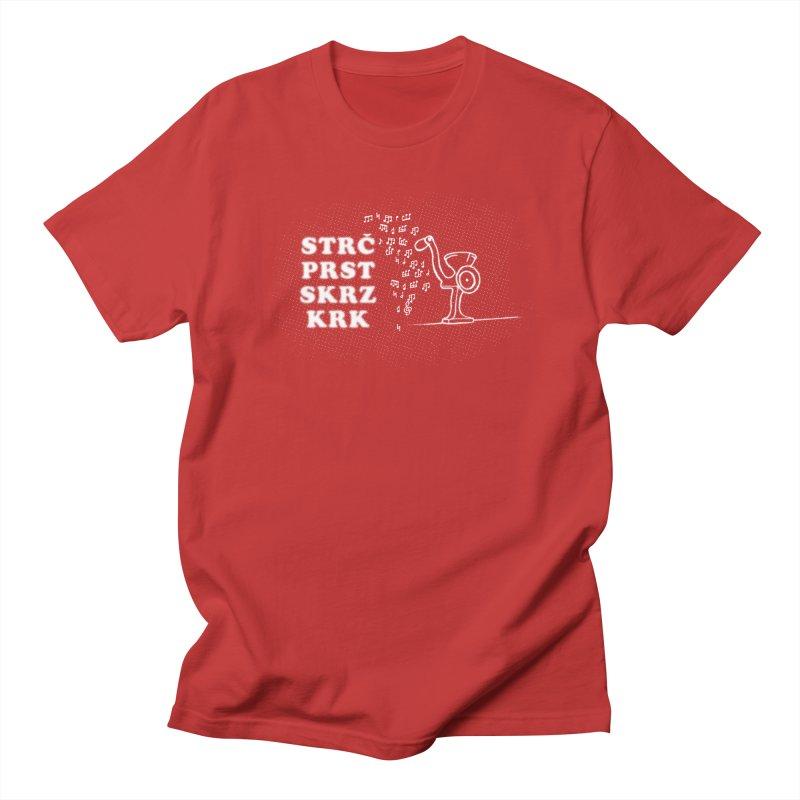 The Dark Grind Men's T-Shirt by Half Moon Giraffe