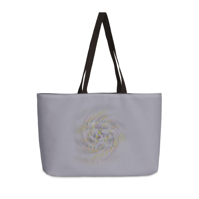 To The Point Accessories Bag by Half Moon Giraffe