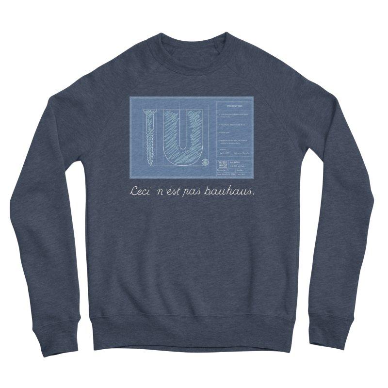 To The Point Women's Sponge Fleece Sweatshirt by Half Moon Giraffe