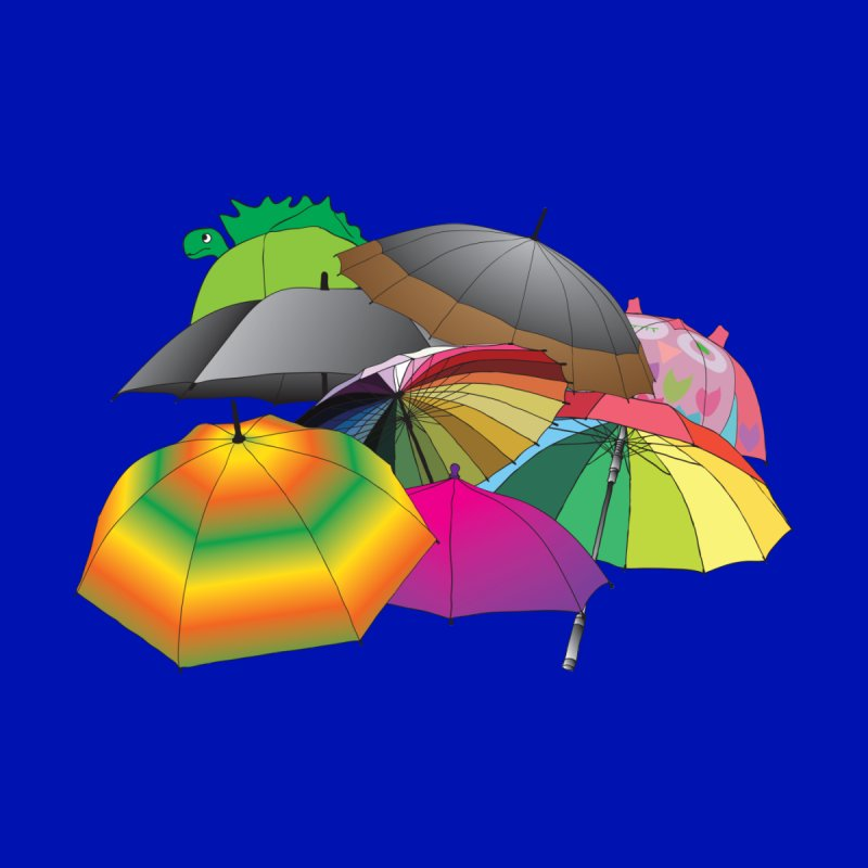Brollies by Half Moon Giraffe