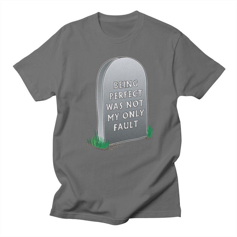 Rest in Perfection Women's T-Shirt by Half Moon Giraffe