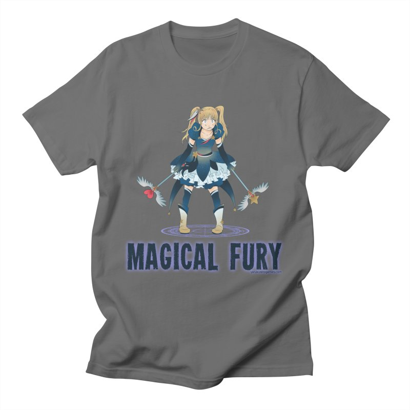 Magical Fury Men's T-Shirt by Yaruki Zero Games Merch Store
