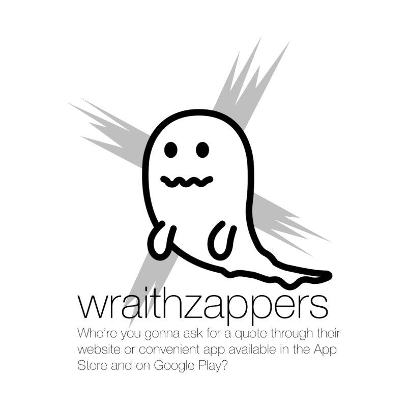 Wraithzappers Men's T-Shirt by Yaruki Zero Games Merch Store