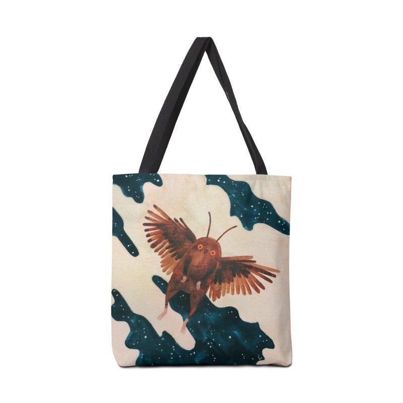 Mothman Accessories Bag by Yasmin Imamura