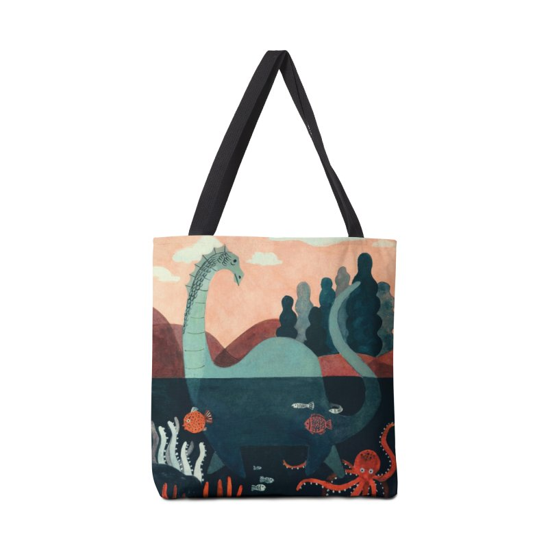Lochness Accessories Bag by Yasmin Imamura