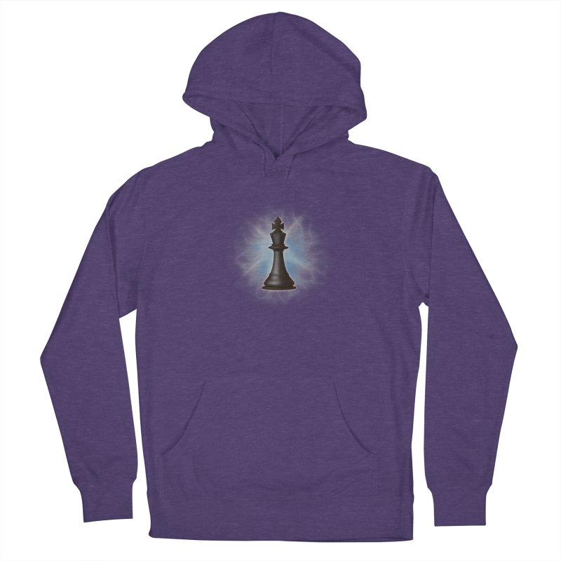 Chess King Men's Pullover Hoody by yavuzkorpefiliz's Artist Shop