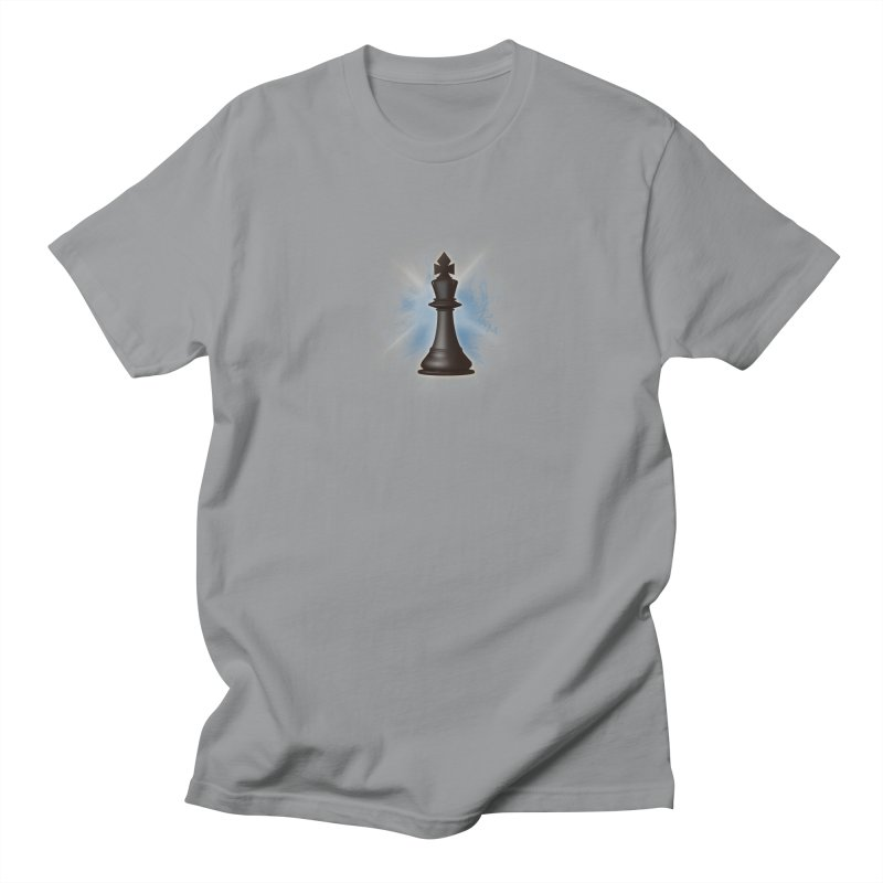 Chess King Men's Regular T-Shirt by yavuzkorpefiliz's Artist Shop
