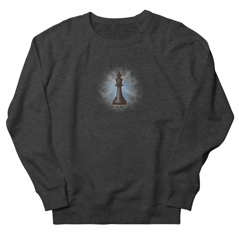 Chess King Women's Sweatshirt by yavuzkorpefiliz's Artist Shop