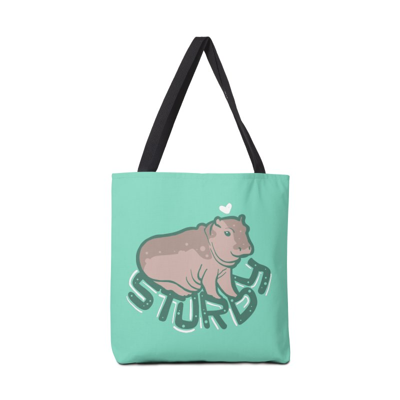 Sturdy Accessories Bag by LAURA SANDERS