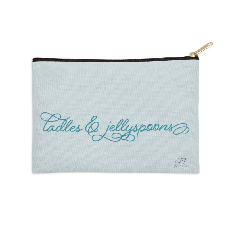 I come before you to stand behind you... Accessories Zip Pouch by Yearbooking is easy