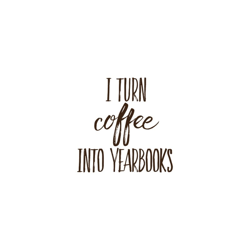 Travel Coffee for Yearbook Accessories Mug by Yearbooking is easy