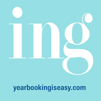Yearbooking is easy Logo