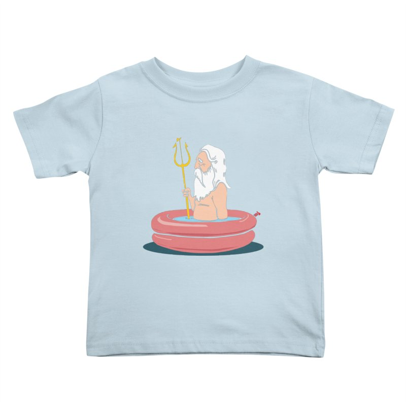 On Vacation Kids Toddler T-Shirt by yeehaw's Artist Shop