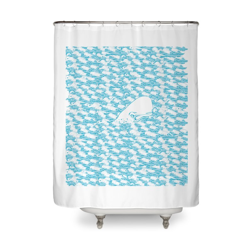 Maglinancy Seas Home Shower Curtain by yeehaw's Artist Shop