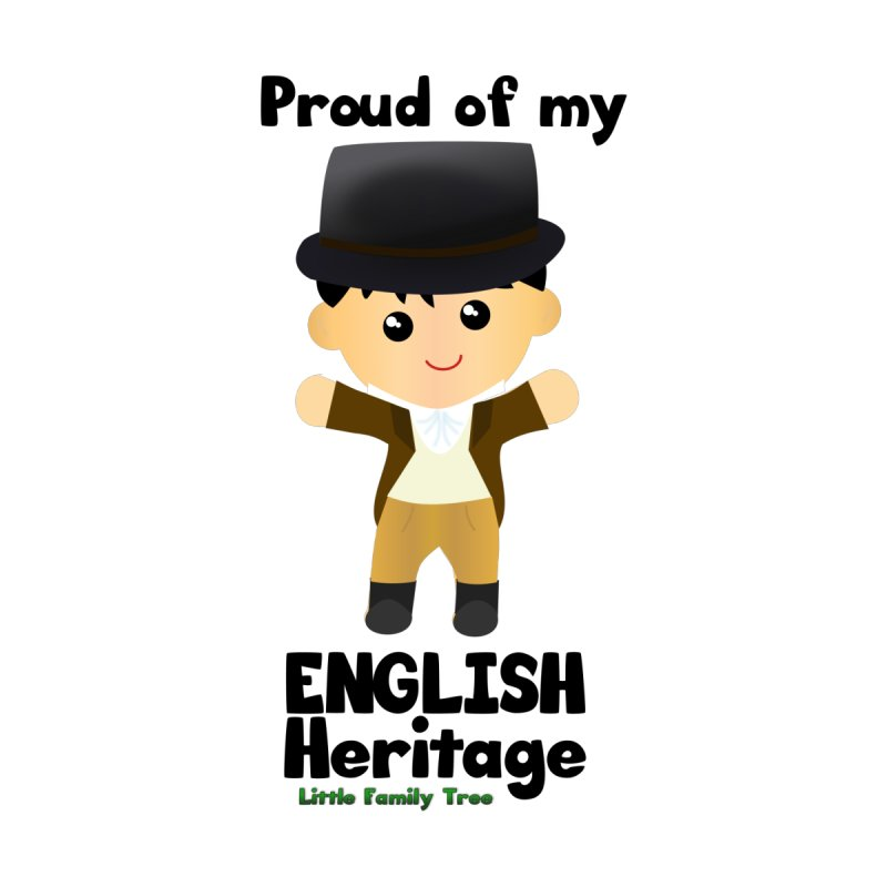 English Heritage Boy by Yellow Fork Tech's Shop