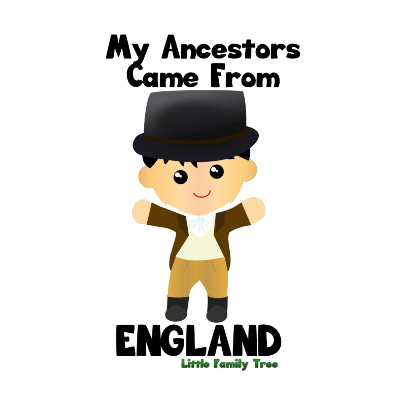 England Ancestors Boy by Yellow Fork Tech's Shop