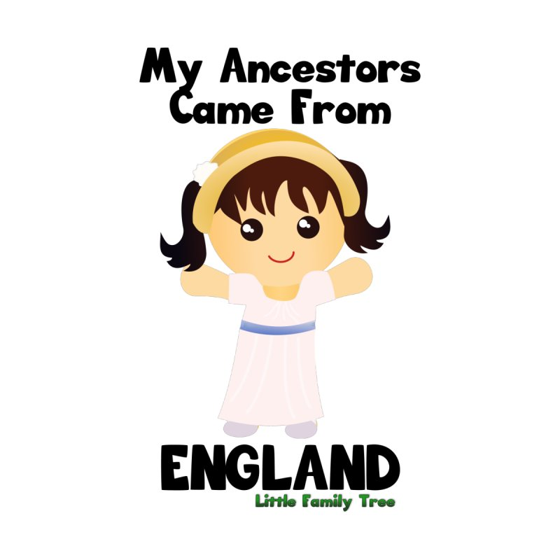 England Ancestors Girl by Yellow Fork Tech's Shop