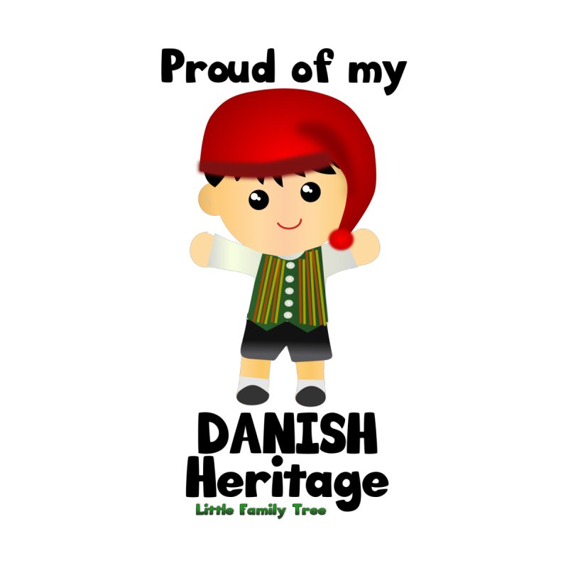 Danish Heritage Boy by Yellow Fork Tech's Shop