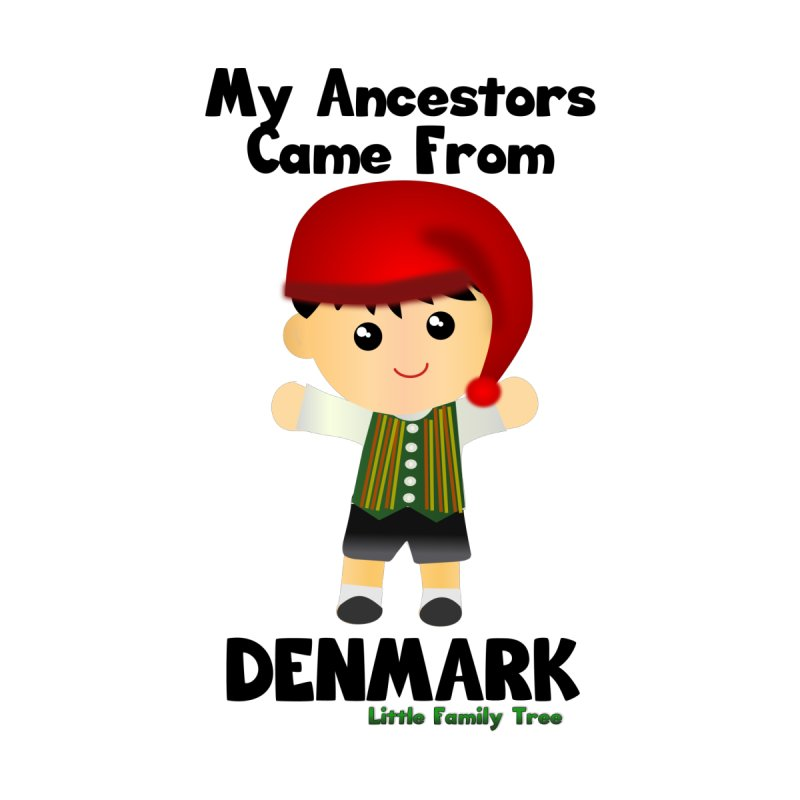 Denmark Ancestors Boy by Yellow Fork Tech's Shop