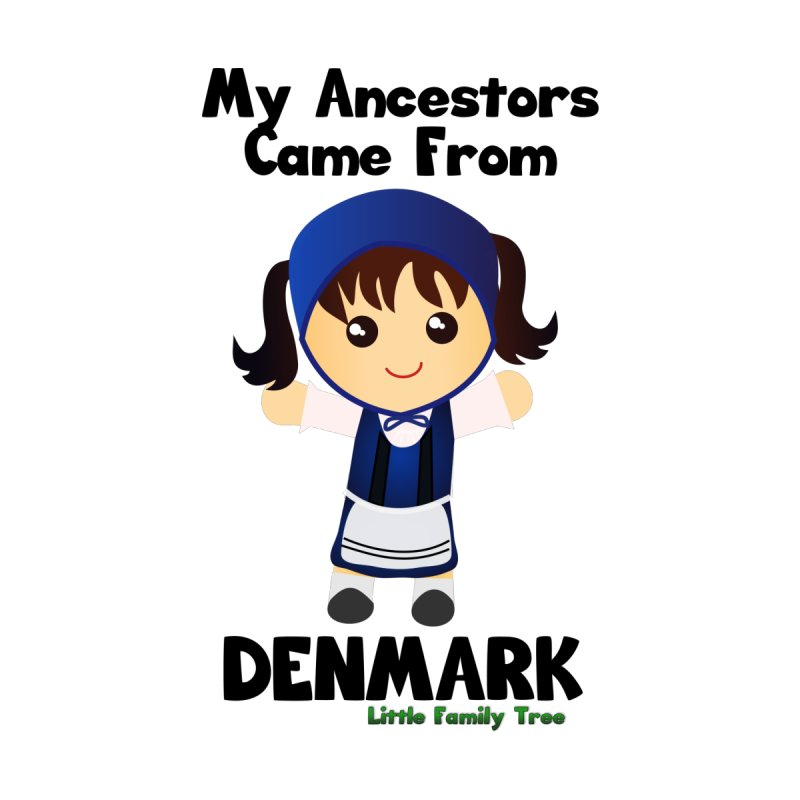 Denmark Ancestors Girl by Yellow Fork Tech's Shop