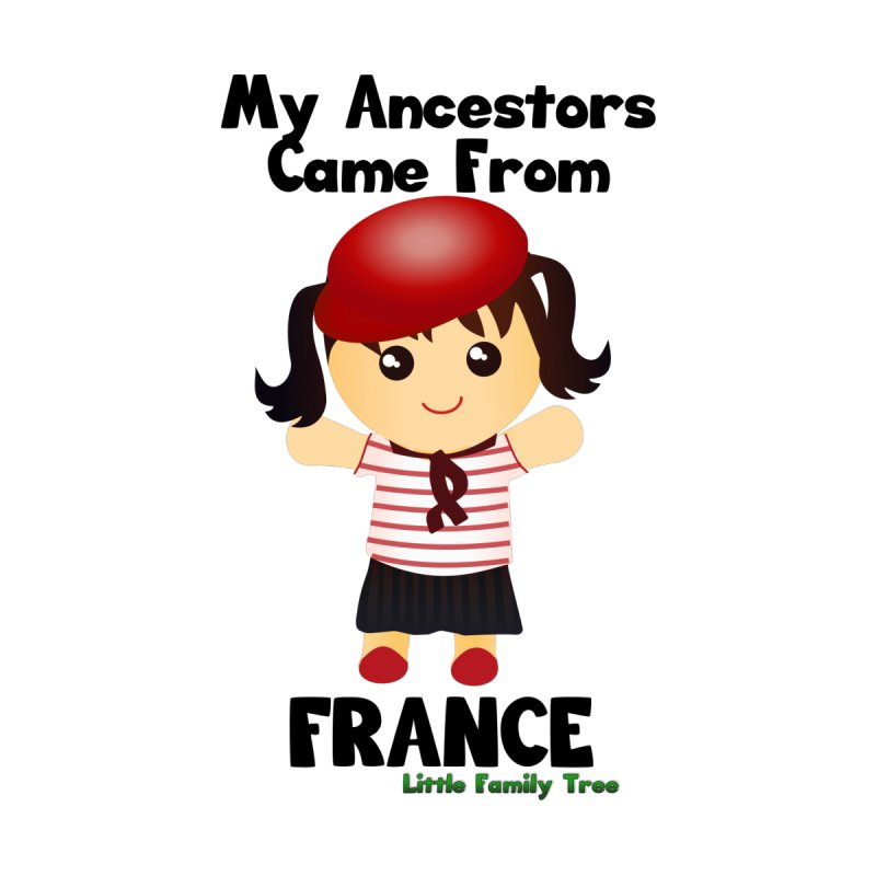 France Ancestors Girl by Yellow Fork Tech's Shop