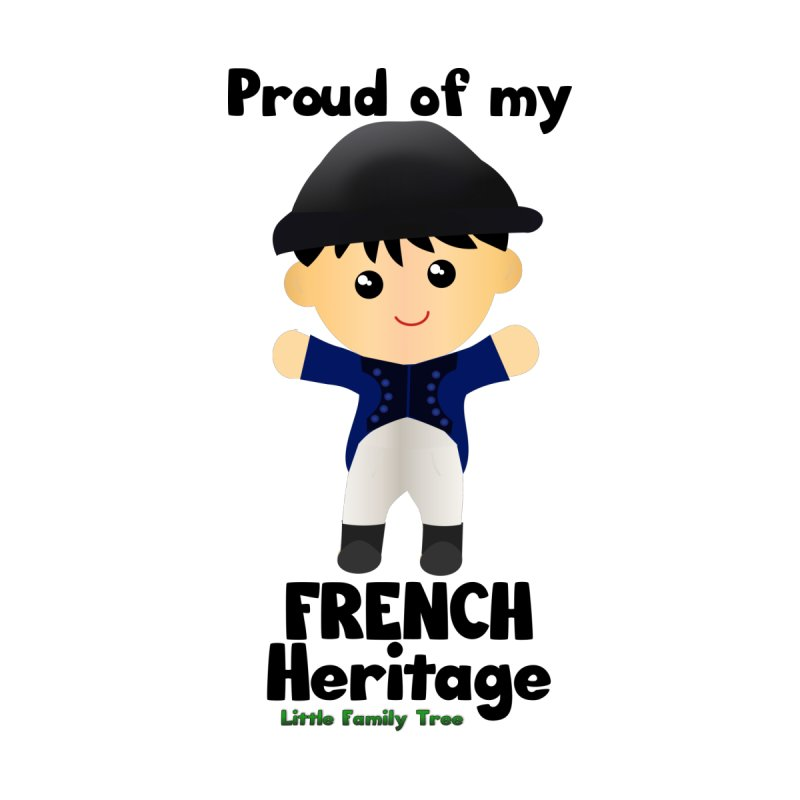 French Heritage Boy by Yellow Fork Tech's Shop