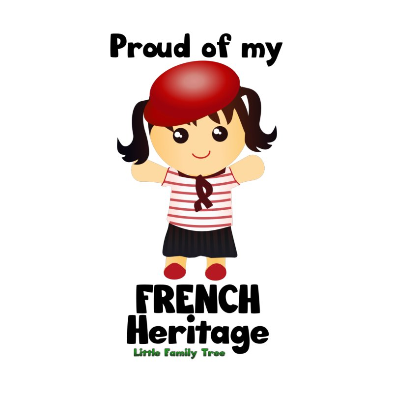 French Heritage Girl by Yellow Fork Tech's Shop
