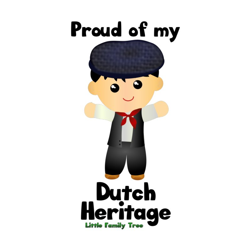 Dutch Heritage Boy by Yellow Fork Tech's Shop