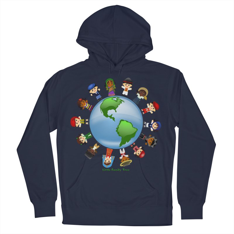 Global Ancestors Women's Pullover Hoody by Yellow Fork Tech's Shop