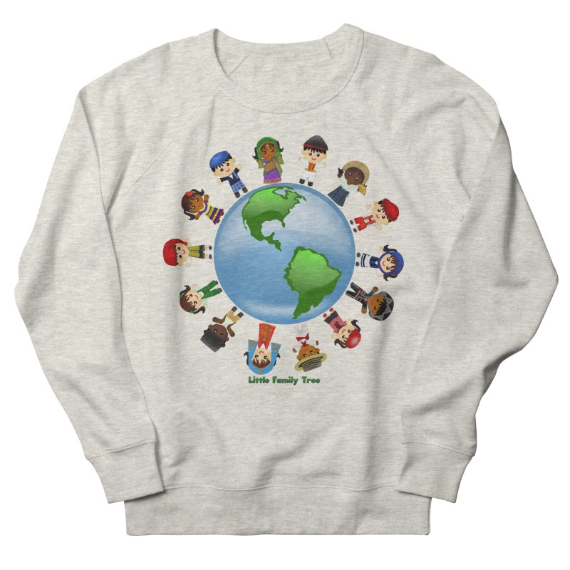 Global Ancestors Women's Sweatshirt by Yellow Fork Tech's Shop