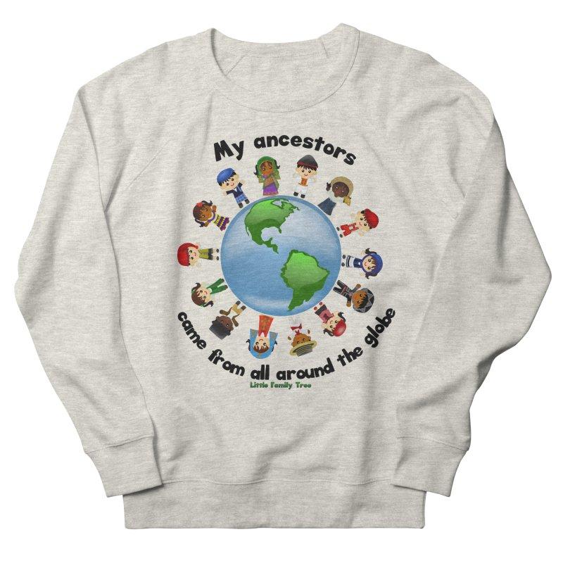 Global Ancestors with words Men's Sweatshirt by Yellow Fork Tech's Shop