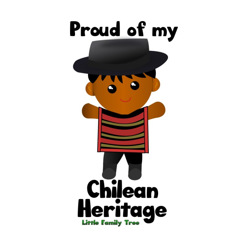 Chilean Heritage Boy by Yellow Fork Tech's Shop