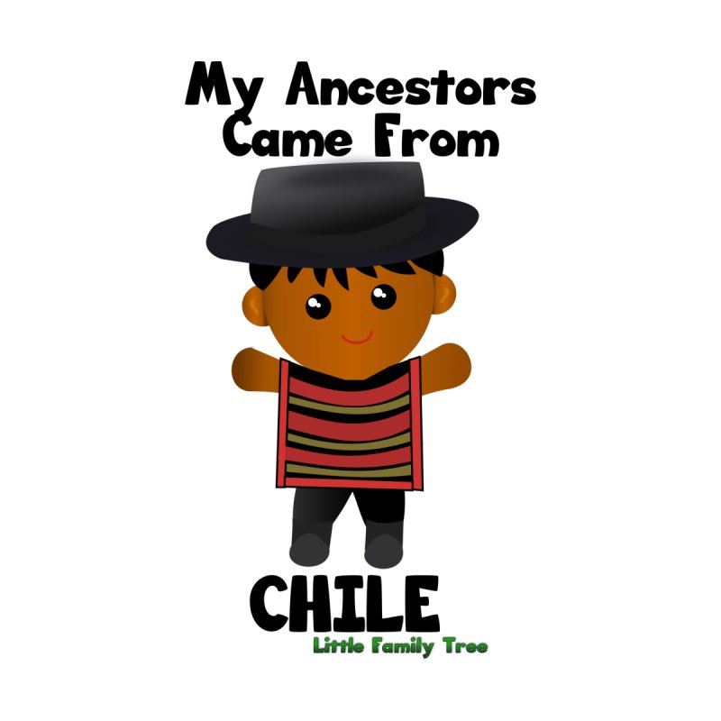 Chile Ancestors Boy by Yellow Fork Tech's Shop