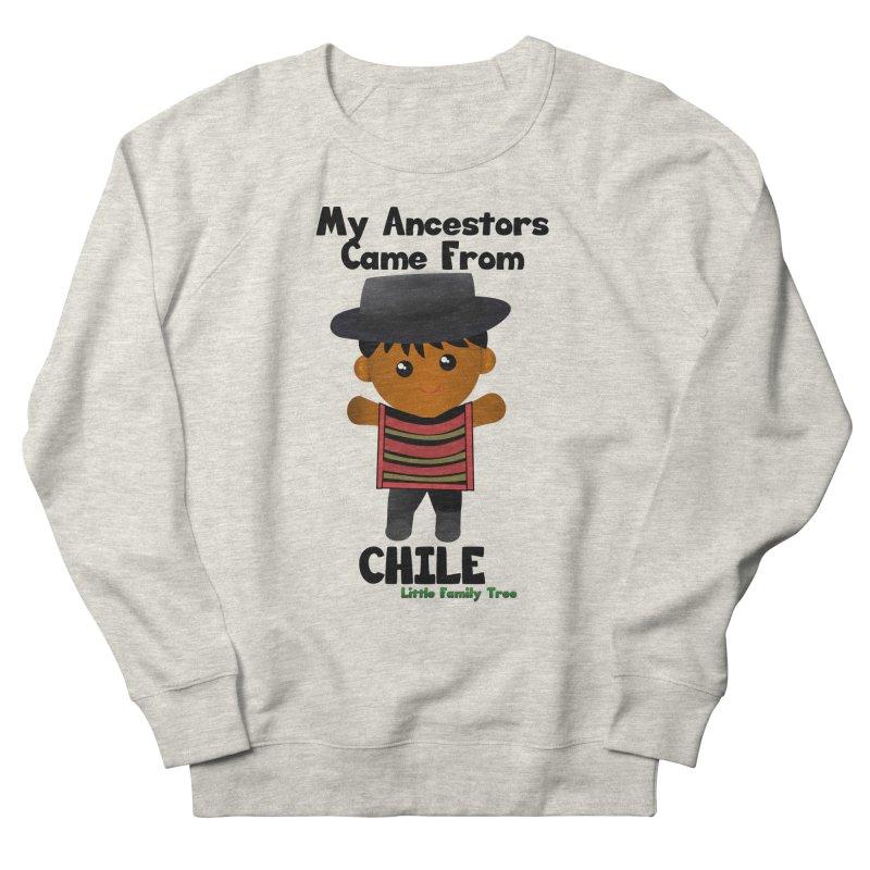 Chile Ancestors Boy Men's Sweatshirt by Yellow Fork Tech's Shop