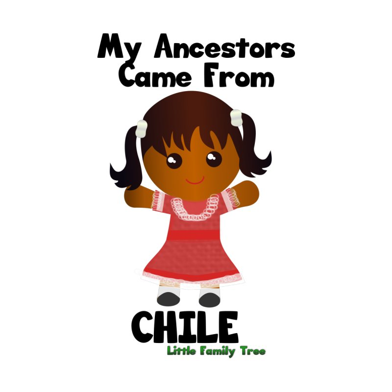 Chile Ancestors Girl by Yellow Fork Tech's Shop