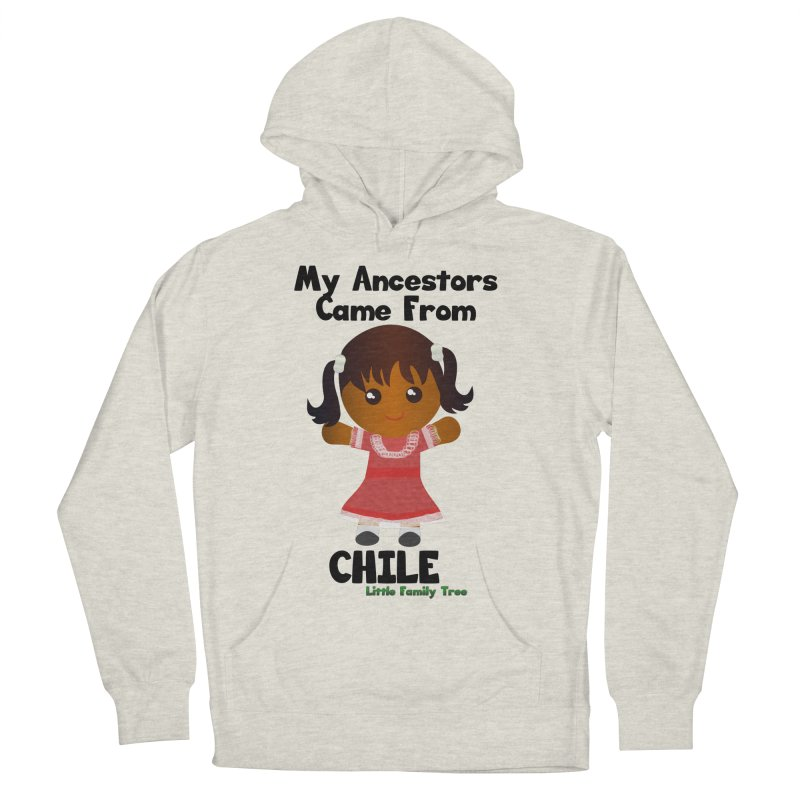 Chile Ancestors Girl Women's Pullover Hoody by Yellow Fork Tech's Shop