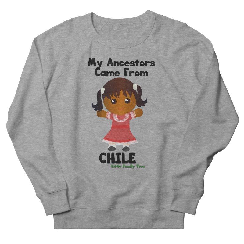 Chile Ancestors Girl Women's Sweatshirt by Yellow Fork Tech's Shop